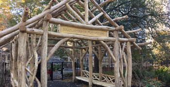 Billy Johnson Playground Entrance