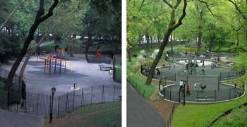West 110th Street Playground
