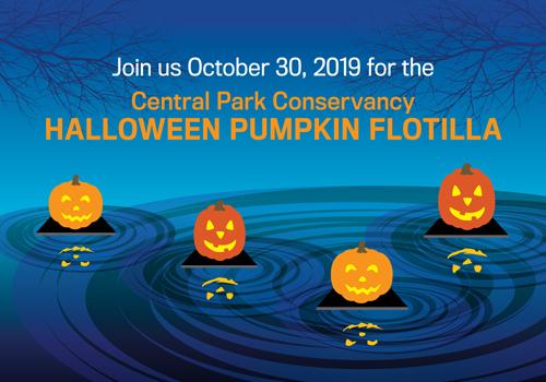 Halloween Pumpkin Flotilla - October 30, 2019