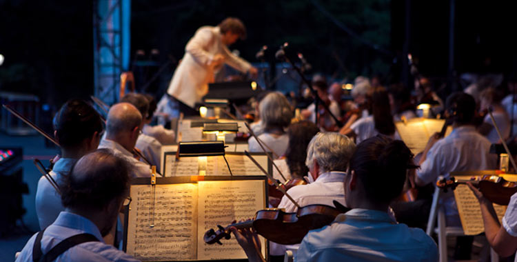 New York Philharmonic in Central Park 35