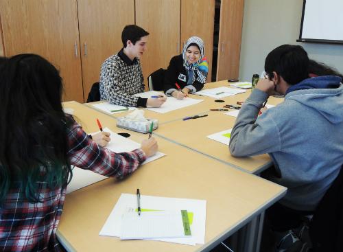 gteens at green careers lab