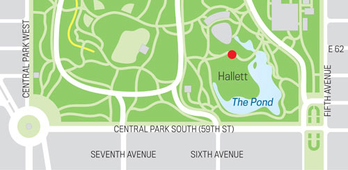 Hallett Map