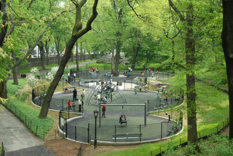West 110th Street Playground