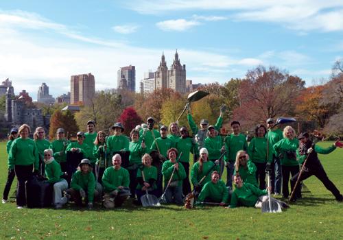 Volunteers 2010