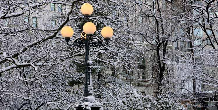 Lombard Lamp