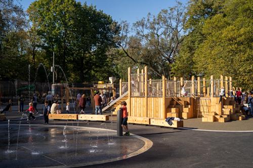 Margaret L Kempner Playground