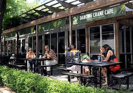 Dancing Crane cafe