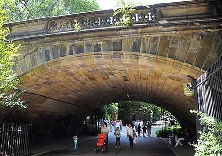 Denesmouth Arch