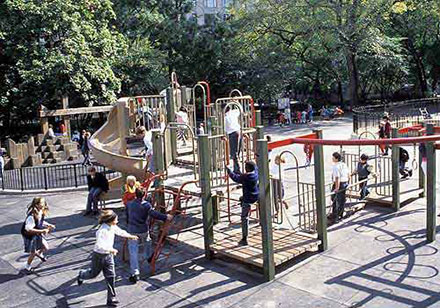 East 96th street playground