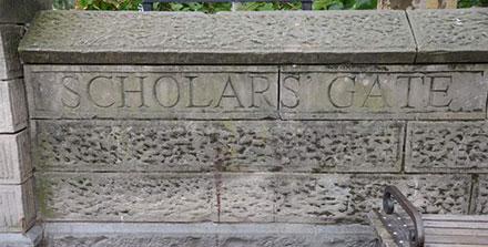 Scholars Gate
