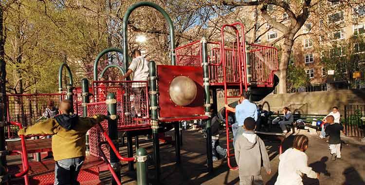 bernard playground