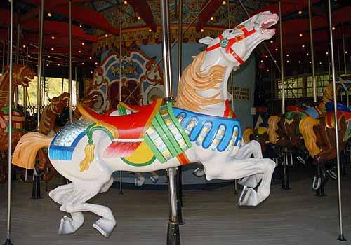 Central; Park Carousel