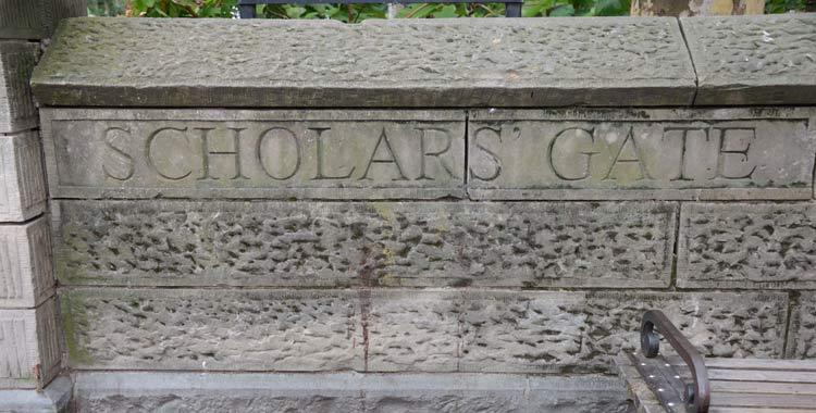 Scholars' Gate