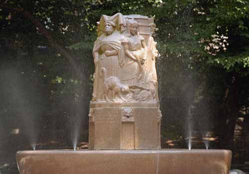 sophie loeb fountain