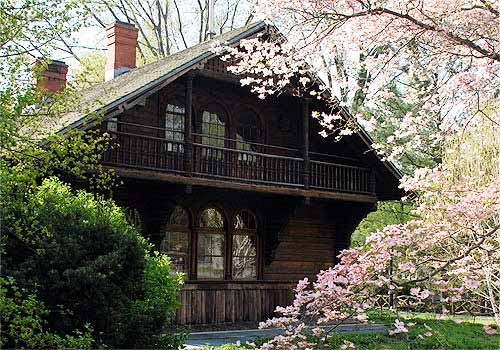 Image result for swedish cottage central park