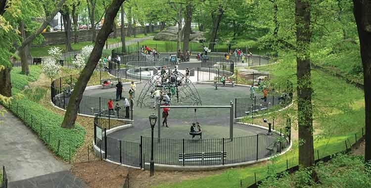 w110 playground