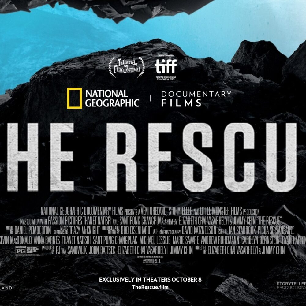 """Poster for the Movie """"The Rescue"""""""