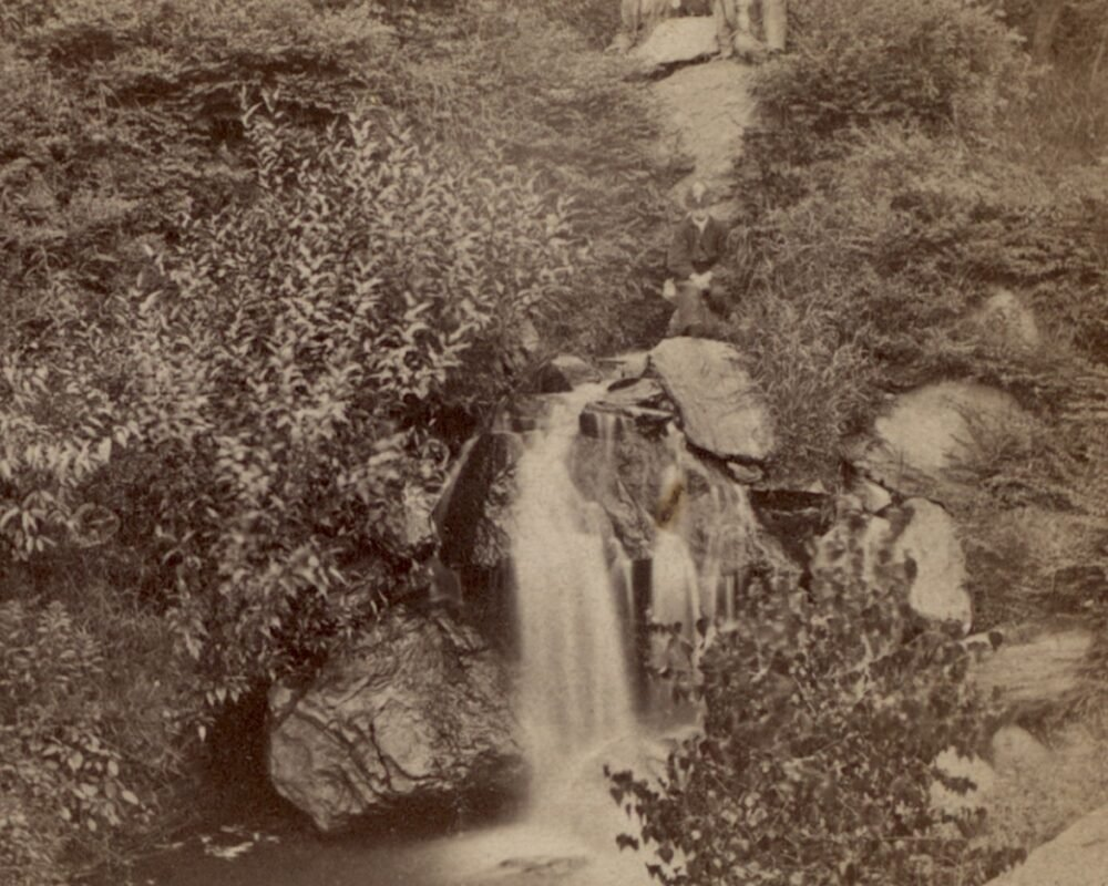 The Gill historic photo Central Park