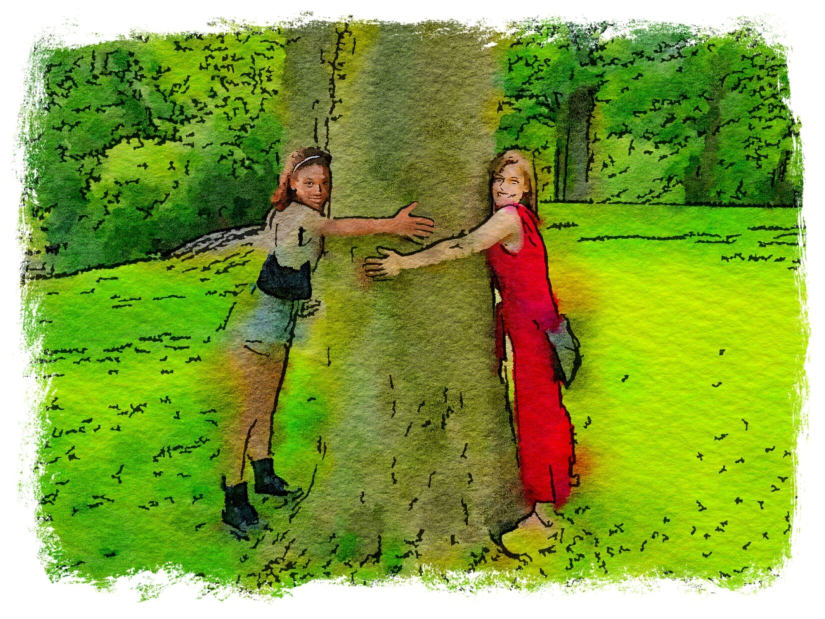 1a Hug A Tree 2500x1875px