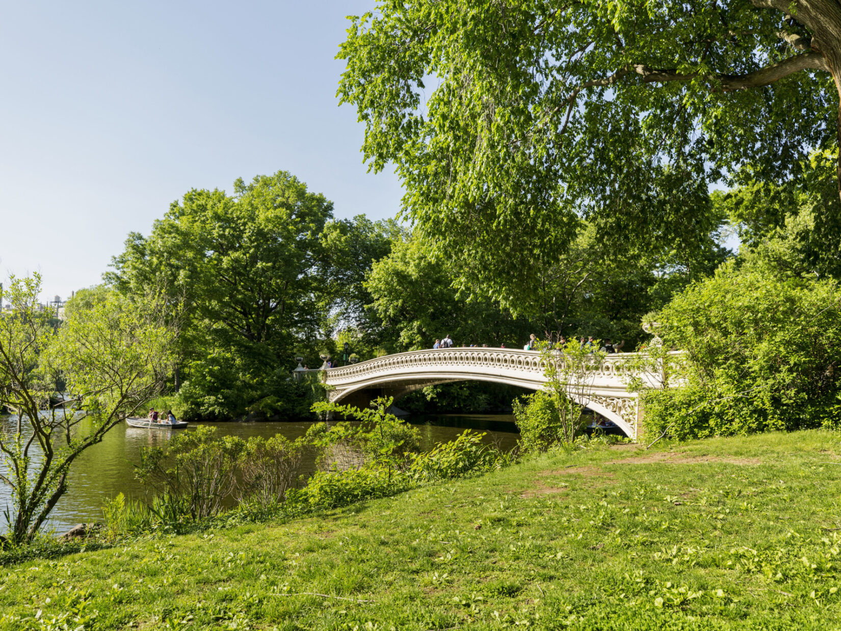 Bow Bridge May 2018 08