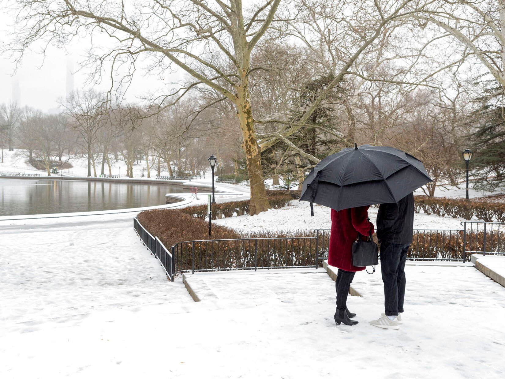Date Ideas in Central Park