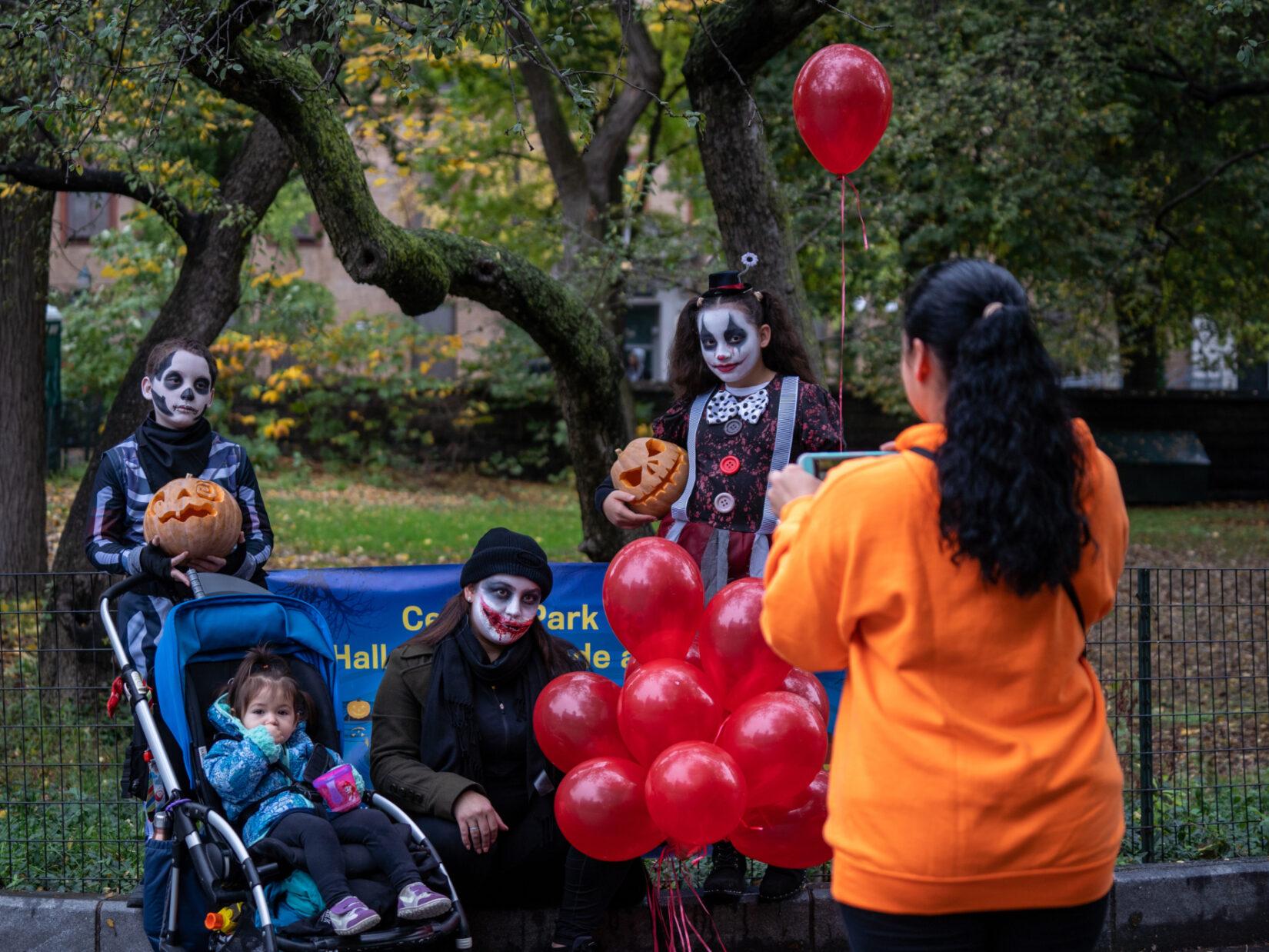 Halloween Pumpkin Flotilla 20191030 05938