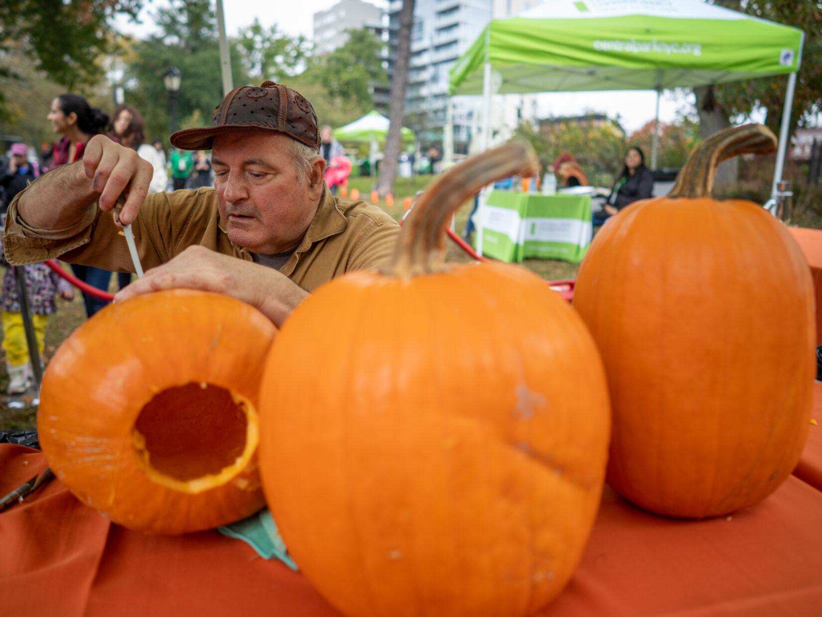 Halloween Pumpkin Flotilla 20191030 06249