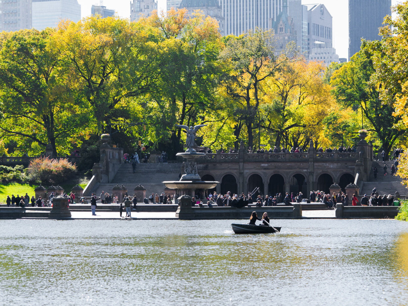 How Central Park Was Designed as a Park for the People