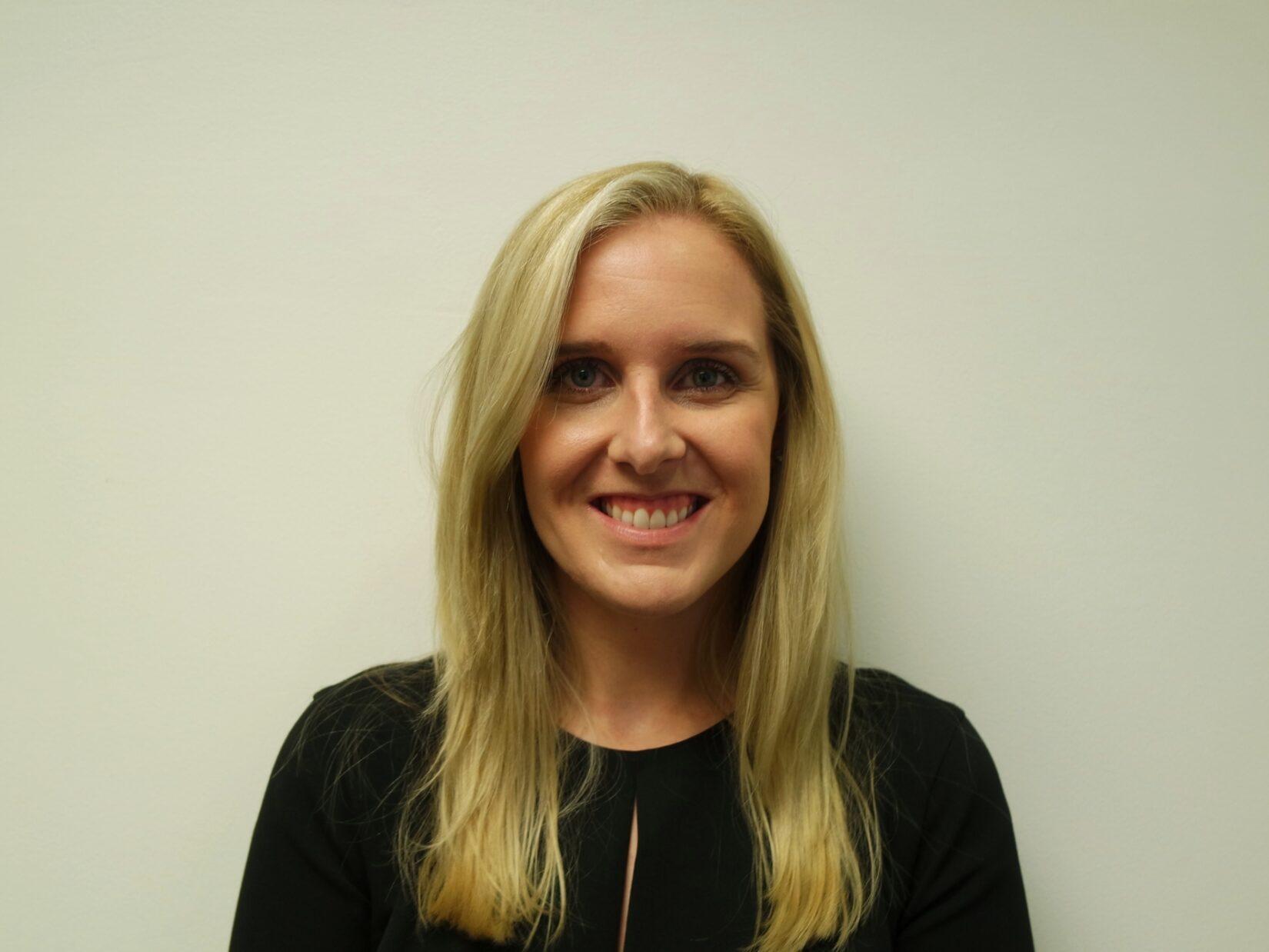 Portrait image of Sarah Tracy