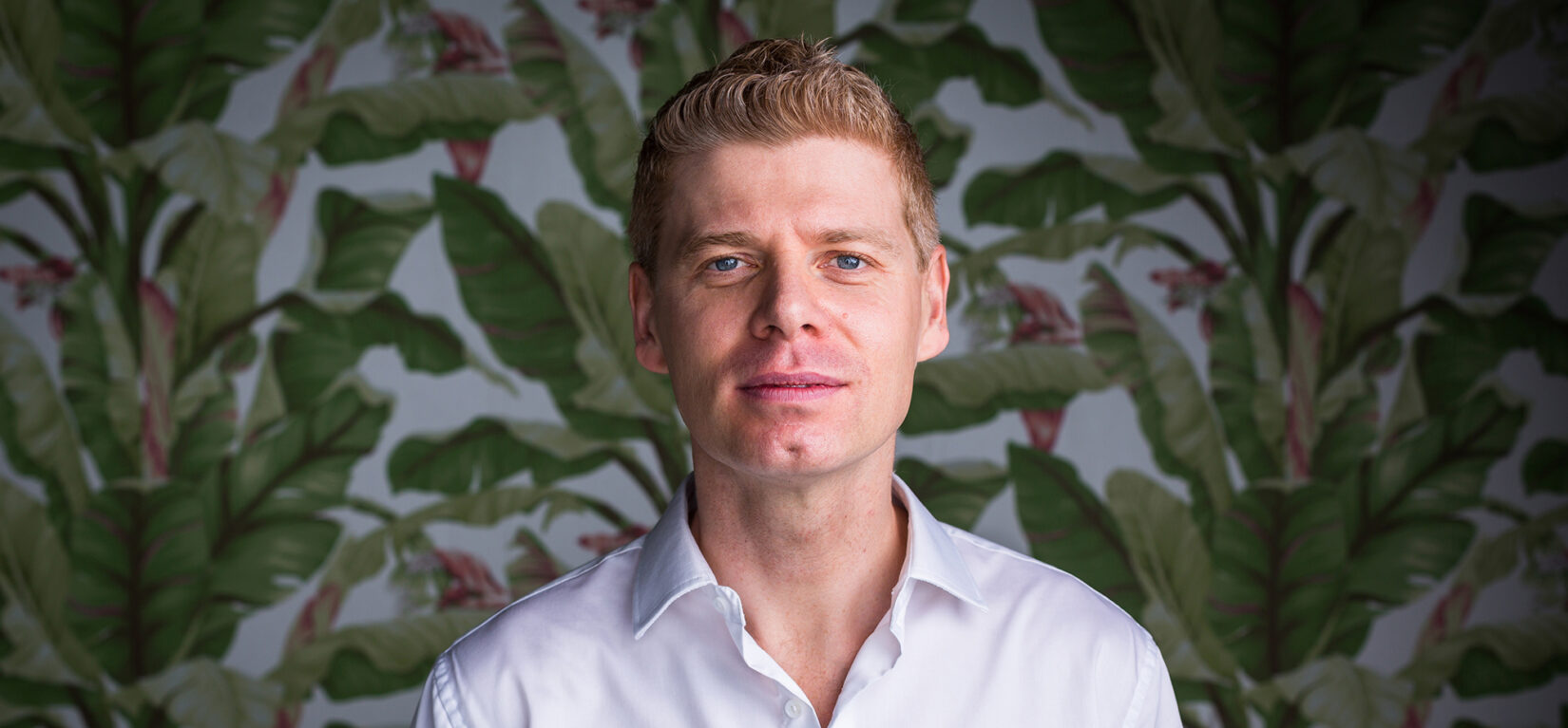 Portrait of Stefan Al