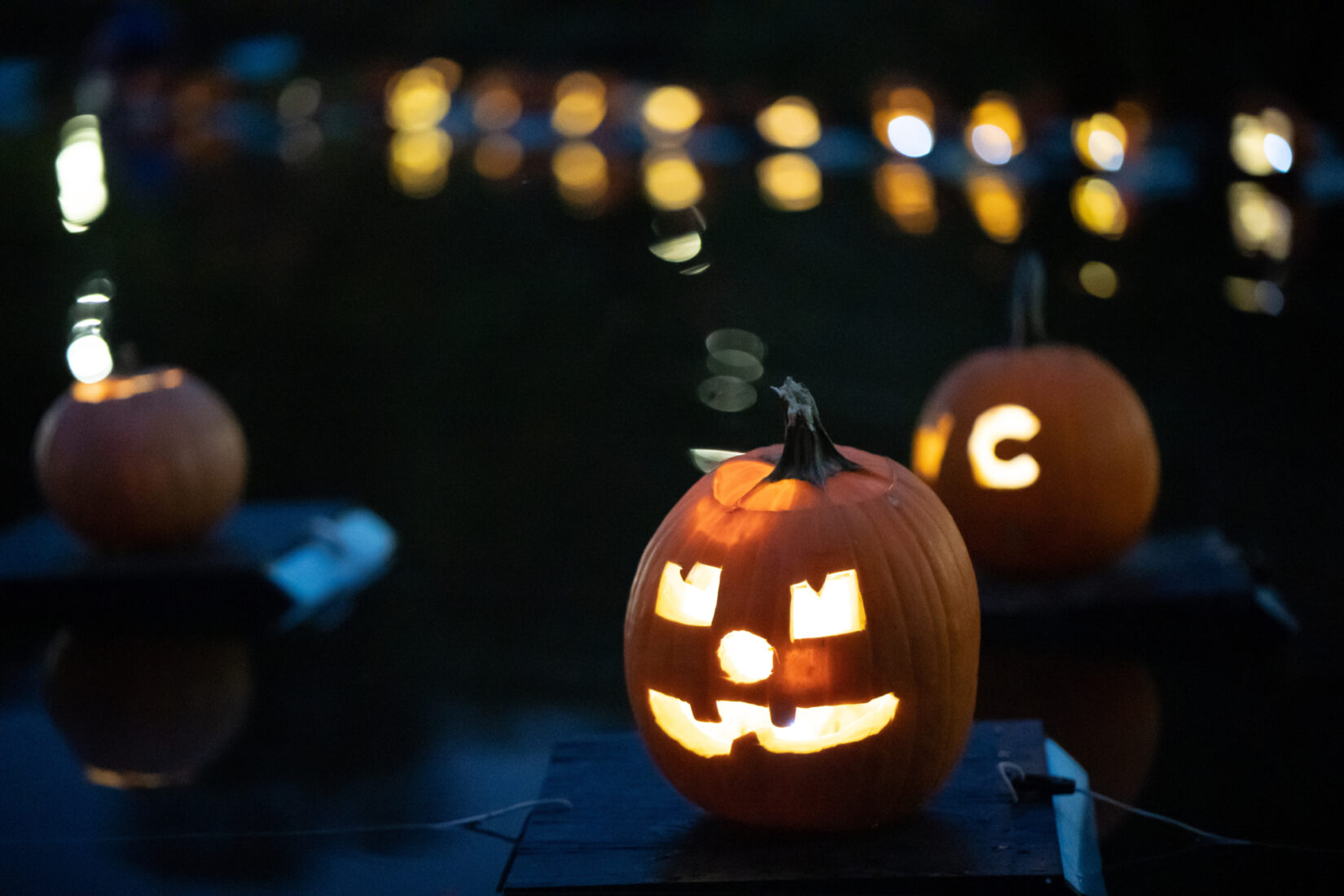 Halloween Pumpkin Flotilla 20191030 06822