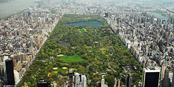 Central park aerial north