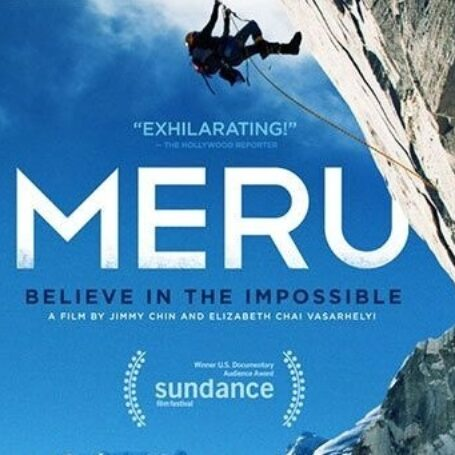 """Poster for the movie """"Meru"""""""