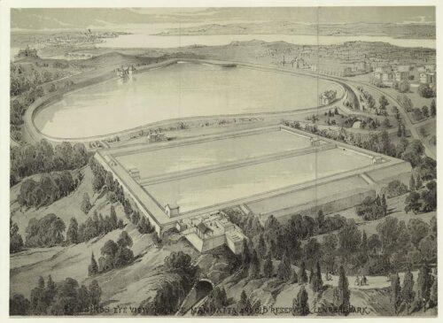 1842 Reservoir in Central Park