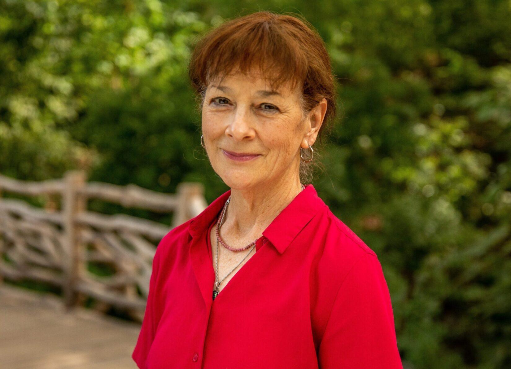 Caroline Greenleaf, Vice President for Park Operations